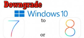 Recommended System Requirements – Downgrade Windows 10 to 7